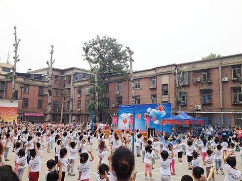洛阳分公司联合轴研所幼儿园举办庆六一主题活动